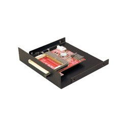 Addonics SATA To CF Adapter - Card Reader - Serial ATA
