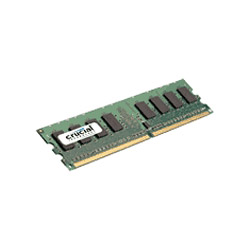 Crucial Memory - 1 GB - DIMM 240-pin - DDR2