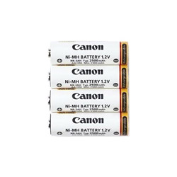 Canon NB4-300 Nickel-Metal Hydride AA Size Digital Camera Battery