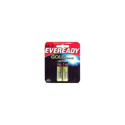 Energizer Eveready Gold Battery - AA - Alkaline X 2