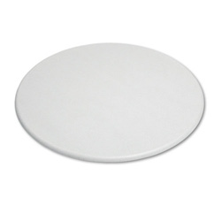 "Iceberg Officeworks 48"" Round Table Top, Gray Granite"
