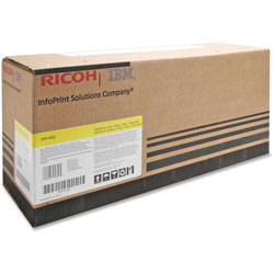 Cisco Infoprint 39V1922 High-Yield Toner, 10000 Page-Yield, Yellow