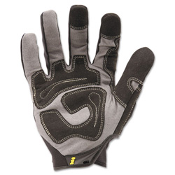 Ironclad General Utility Spandex Gloves, 1 Pair, Black, X-Large
