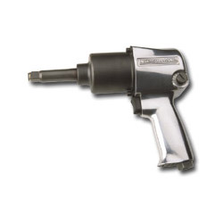 "Ingersoll Rand 1/2"" Drive Super Duty Air Impact Wrench w/2"" Extended Anvil"