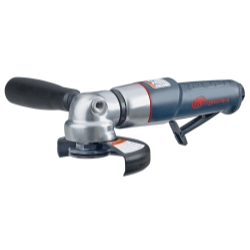 "Ingersoll Rand 5"" Wheel Heavy Duty Air Angle Grinder"