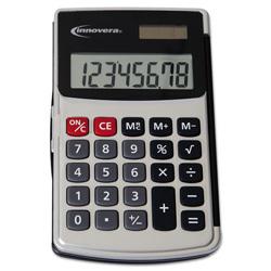 Handheld Calculator with Hard Flip Case