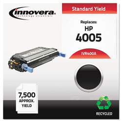 Innovera Remanufactured CB400A (642A) Toner, Black