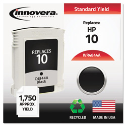Innovera Remanufactured C4844A (10) Ink, Black