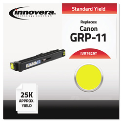 Innovera Remanufactured GPR-11Y (GPR11) Toner, Yellow