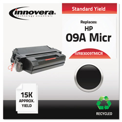 Innovera Micr Toner Cartridge For Hp Laserjet 5Si, 8000 Series, Black