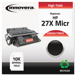 Innovera Micr Toner Cartridge For Hp Laserjet 4000 Series, Black