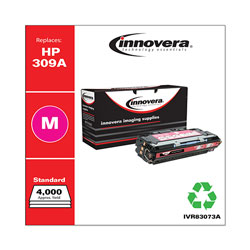Innovera Remanufactured Q2673A (309A) Toner, 4000 Yield, Magenta