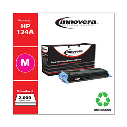 Innovera Magenta Laser Toner Cartridge for HP Laserjet 1600, 2600