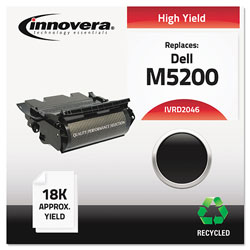 Innovera Remanufactured 310-4133 (2046) High-Yield Toner, Black