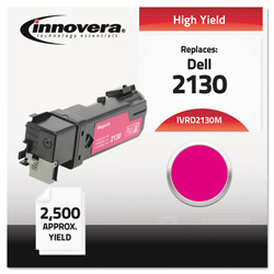 Innovera Remanufactured 330-1433 (2130) High-Yield Toner, Magenta