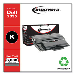 Innovera Remanufactured 330-2209 (2335) High-Yield Toner, Black