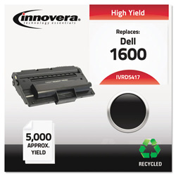 Innovera Remanufactured 310-5416 (5417) High-Yield Toner, Black
