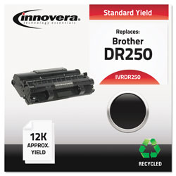 Innovera Black Drum Cartridge for Brother Copiers Dcp-1000