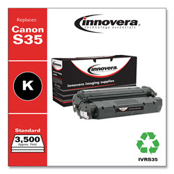 Innovera Remanufactured 7833A001AA (S35) Toner, Black