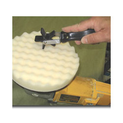 MotorGuard Foam Polishing Pad Cleaning Tool