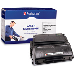 Verbatim Q5942X Replacement High Yield Laser Cartridge