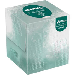 Kleenex Natural Boutique 2-Ply 20% Recycled Facial Tissue, 36 Packs of 95