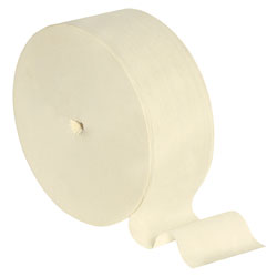 Scott® Coreless JRT Rolls, 2-Ply, 1150ft, Eggshell, 12/Carton