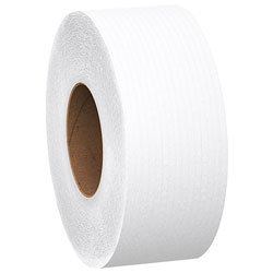 Kimberly-Clark 67223 100% Recycled Fiber Jumbo Roll Bulk Bathroom Tissue
