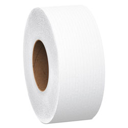 Kimberly-Clark 100% Recycled Fiber JRT Jr. Bathroom Tissue