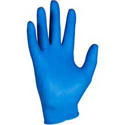Kleenguard® G10 Arctic Blue Powder-free Nitrile Gloves, Medium