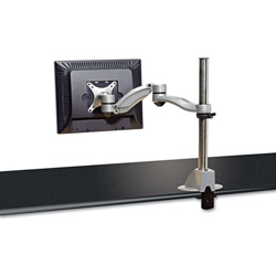 Kelly Computer Supplies Desk-Mount Flat Panel Monitor Arm with Dual Extension