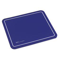 Kelly Computer Supplies SRV Optical Mouse Pad, Nonskid Base, 9 x 7-3/4 , Black