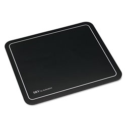 Kelly Computer Supplies SRV Optical Mouse Pad, Nonskid Base, 9 x 7-3/4, Black