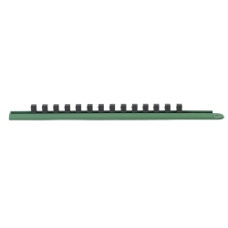 "Gearwrench 3/8"" Drive Green Torx Socket Slide Rail"