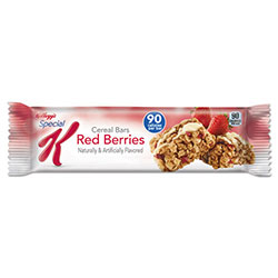 Special K® Cereal Bar, Strawberry, .81oz, 12/Box