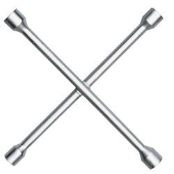 Ken-Tool NutBusters Economy Four Way Lug Wrench - 14""