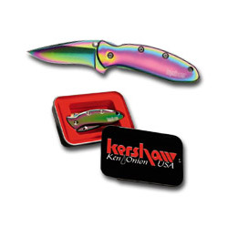 Kershaw Chive Rainbow Knife