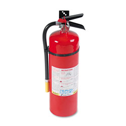 Kidde Safety Pro Line Tri Class Dry Chemical Fire Extinguisher, Charge Weight 10 lbs.