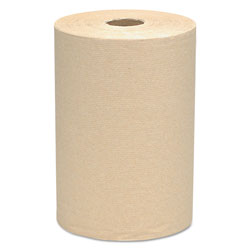 "Kimberly-Clark 02021 Natural Bulk Nonperforated Paper Towel Roll, 8"" x 400'"