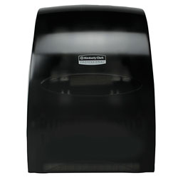 Kimberly-Clark Electronic Touchless Roll Paper Towel Dispenser, Black