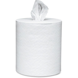 "Kleenex Center-Pull Towels, 8"" x 15"", 6 RL/CT, White"