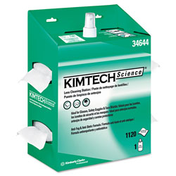 Kimtech* SCIENCE® Cleaning Wipes, Carton of 4