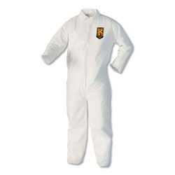 Kleenguard® A40 Coveralls, XL, White