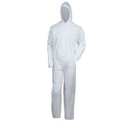 "Krew® 1300 Hooded Paint Suit"" XLarge"