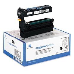 QMS 1710580001 Toner, 6000 Page-Yield, Black