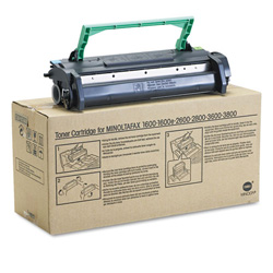 QMS 4152611 Toner, 6000 Page-Yield, Black