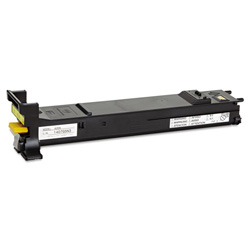 Konica Minolta® AODK232 High-Yield Toner, 8,000 Page-Yield, Yellow