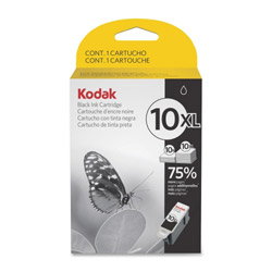 Eastman Kodak Film Ink Cartridge, 10XL, 770 Page Yield, Black