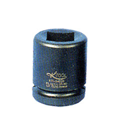 "K Tool International 3/4"" Dr"" x 13/16"" Square"" x 1 1/2"" Hex Budd Wheel Impact Socket"