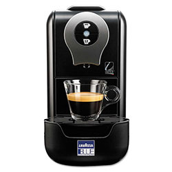 Lavazza Compact Single Cup Beverage System, 1.2 L, Black, 8 x 16 x 12